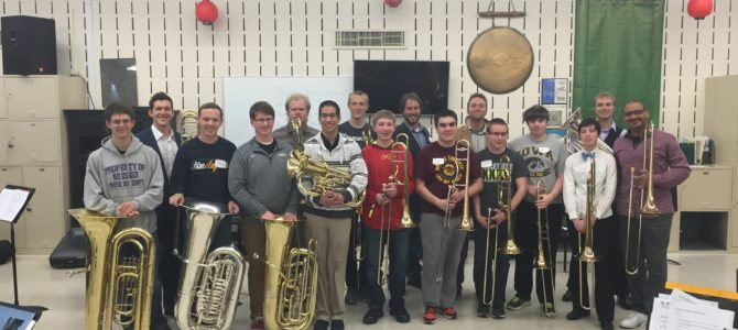 Grinnell College Low Brass Day