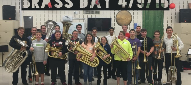 DM Low Brass Day
