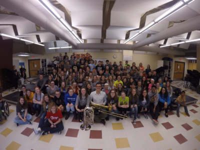 Mt. Pleasant, music, education, SEISO, trombone, euphonium