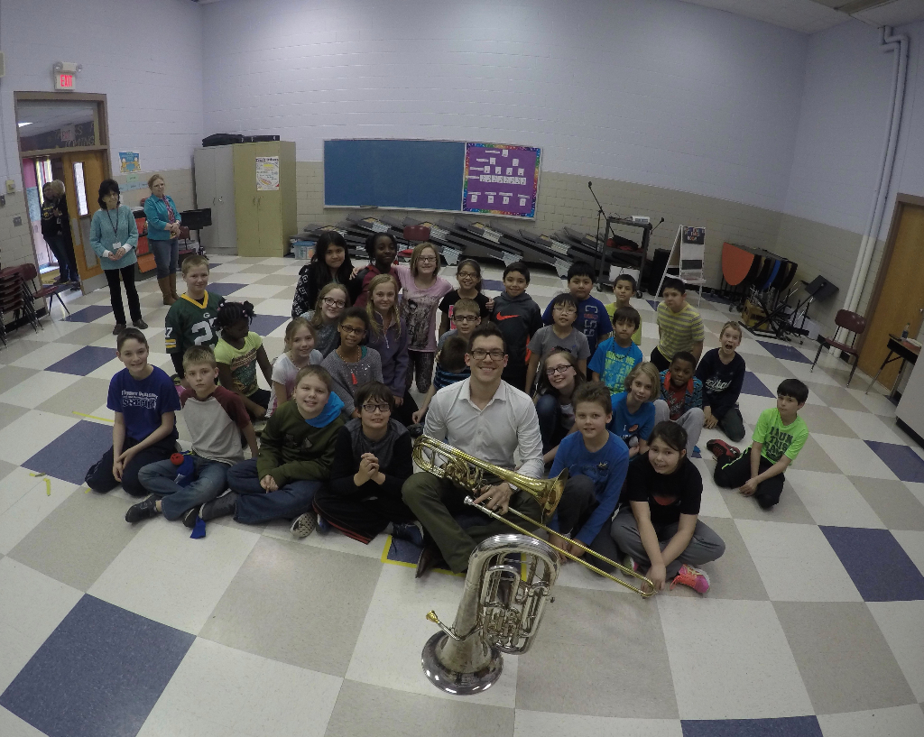 van allen, music, education, seiso, trombone, euphonium