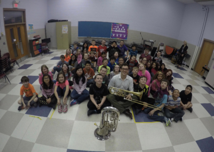 van allen, music, education, seiso, trombone, euphonium