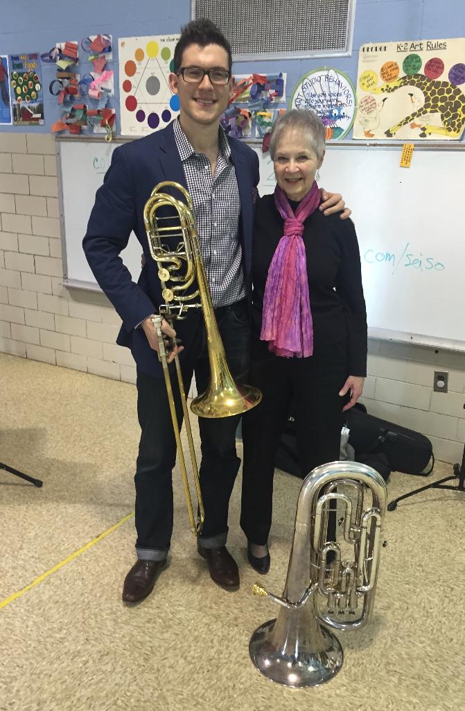 seiso, music education, cheryl miller,