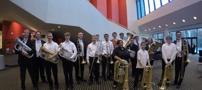 DM Low Brass Day #3 Recap