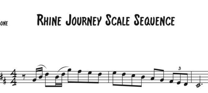 Rhine Journey Scale Sequence