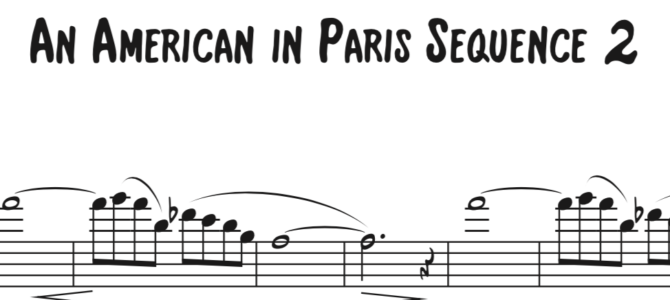 An American in Paris Sequence 2